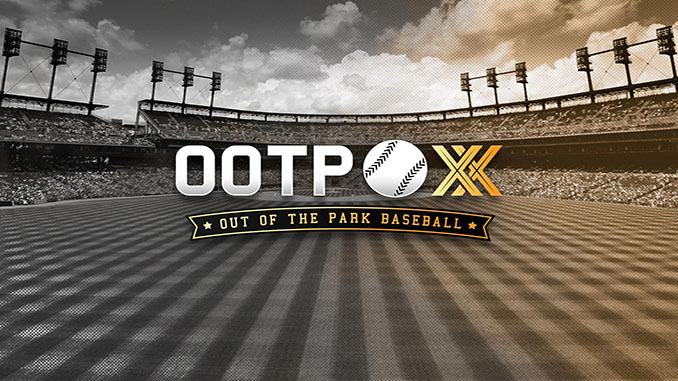 Out of the Park Baseball 20 Free Game Full Download