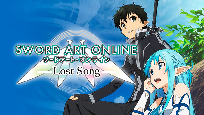Sword Art Online Lost Song Free Full Game Download