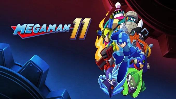 Mega Man 11 Free Full Game Download