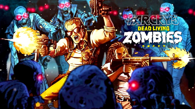 Far Cry 5 - Dead Living Zombies Full Free Game Download