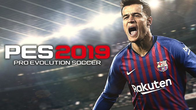 Pro Evolution Soccer 2019 Full Free Game Download