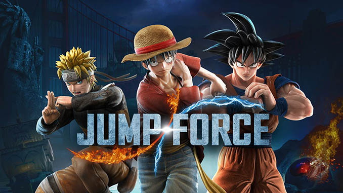 Jump Force Free Game Download Full