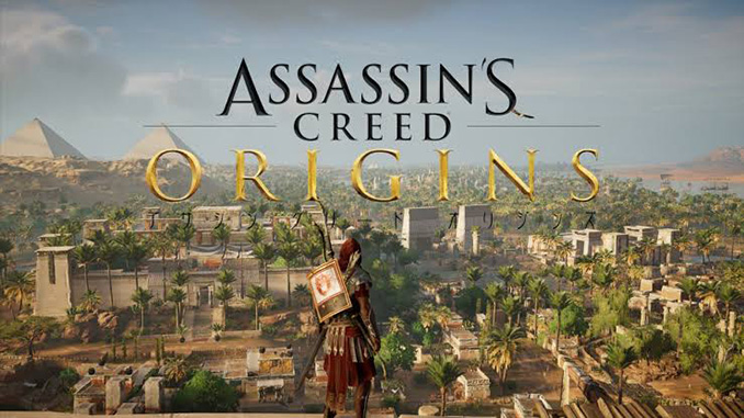 Assassin's Creed Origins Free Game Full Download