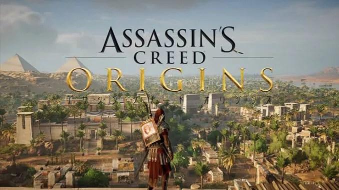 Assassin's Creed Origins Free Game Full Download