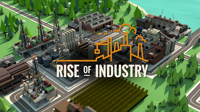Rise of Industry Free Game Download Full
