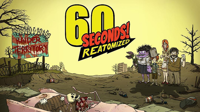 60 Seconds! Reatomized Free Game Full Download