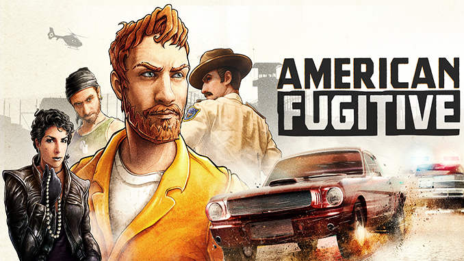 American Fugitive Full Free Game Download