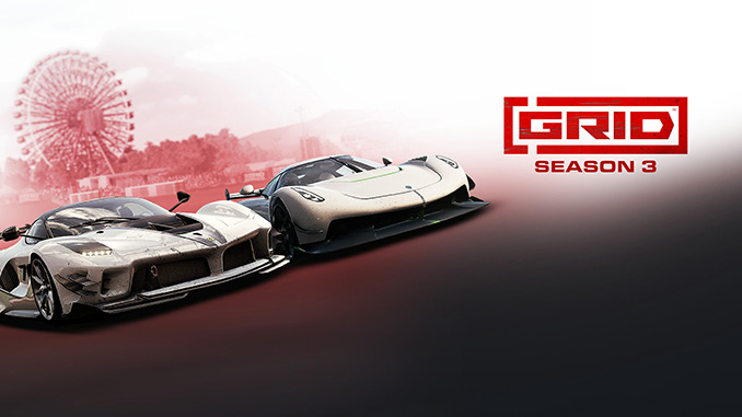 GRID Season 3 Free Game Full Download