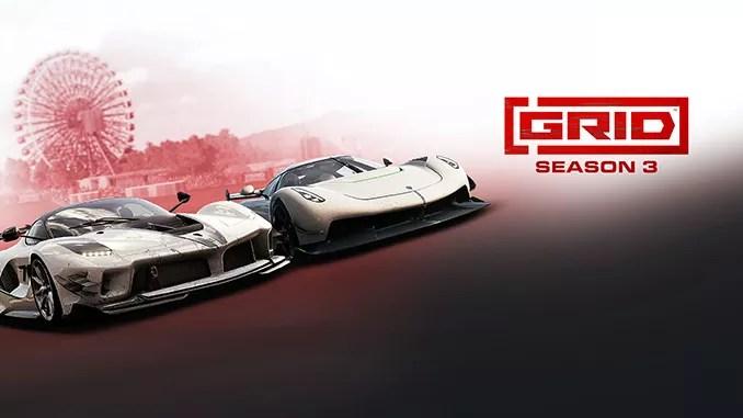 GRID Season 3 Free Game Full Download