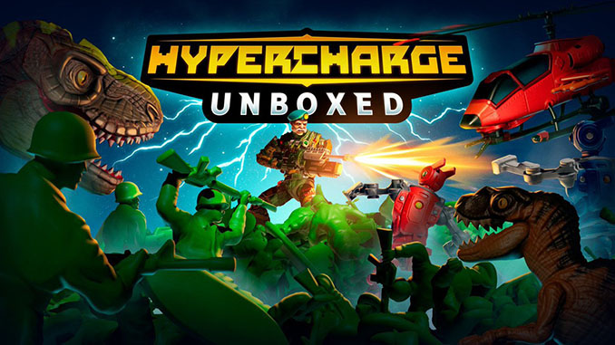Hypercharge: Unboxed Full Free Game Download