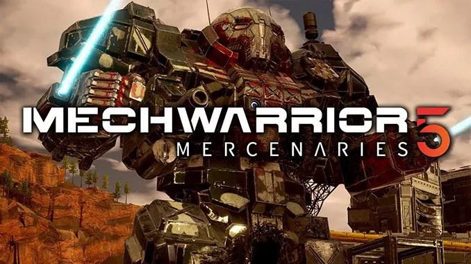 MechWarrior 5: Mercenaries Full Free Game Download