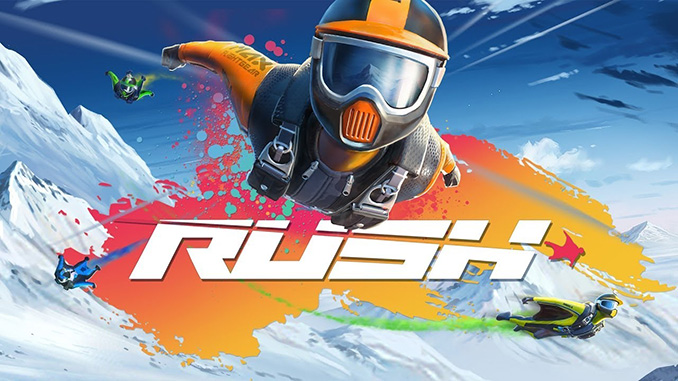 RUSH (VR) Free Full Game Download