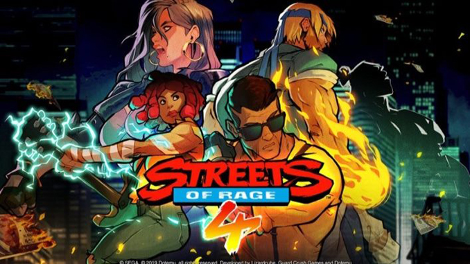 Streets of Rage 4 Free Full Game Download