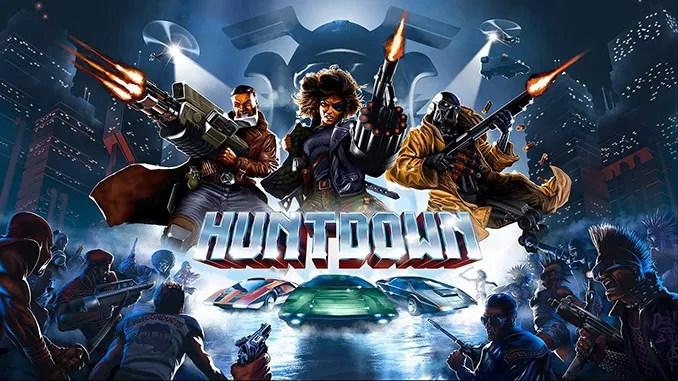 Huntdown Free Full Game Download