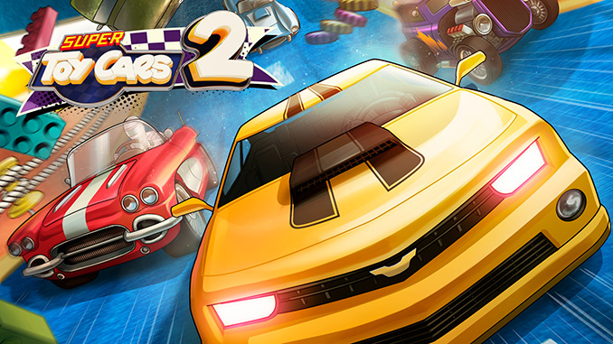 Super Toy Cars 2 Free Game Download Full