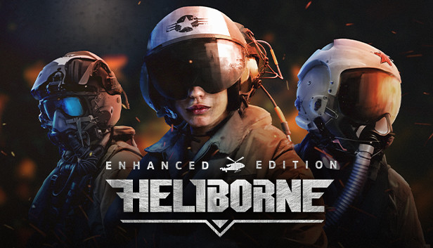 Heliborne - Enhanced Edition Free Game Download