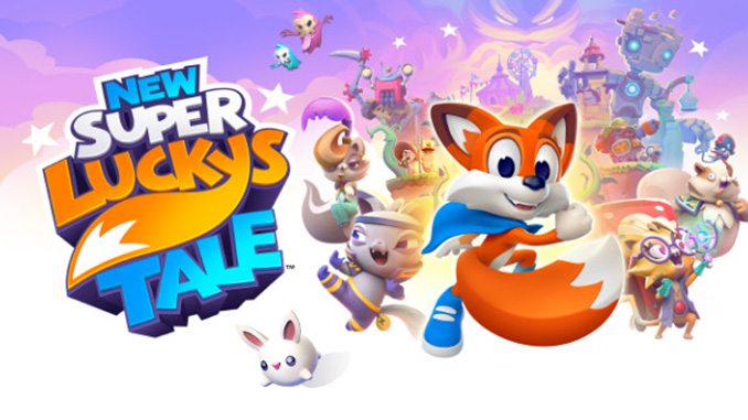 New Super Lucky's Tale Free Full Download