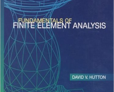 Fundamentals Of Finite Element Analysis, finite element analysis in geotechnical engineering pdf