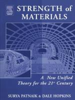 strength of materials by surya patnaik & dale hopkins, strength of materials by surya patnaik,  Strength of Materials by Surya N. Patnayak and D. A. Hopkins,  Strength of Materials: A Unified Theory,  Strength of materials - Surya Patnaik, Dale Hopkins,  Strength of Material Patnayak