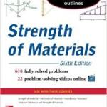 Schaum's Outline of Strength of Materials PDF