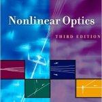Nonlinear Optics Boyd