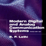 Modren Digital and Analog Communication Systems