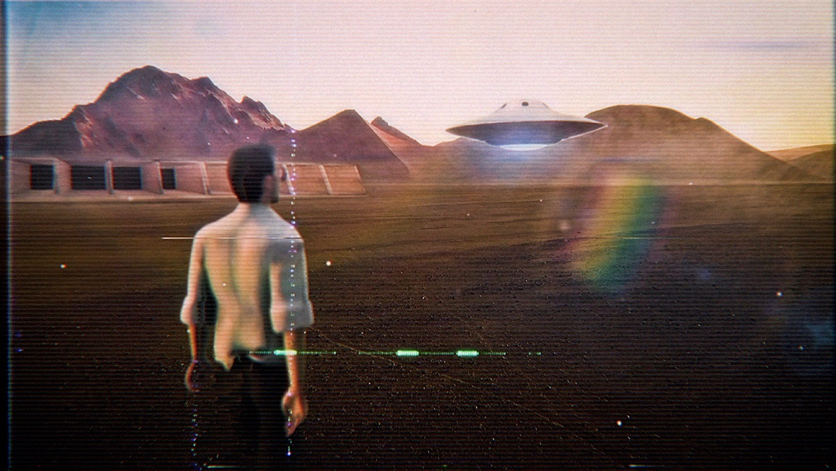 'Bob Lazar: Area 51 & Flying Saucers'
