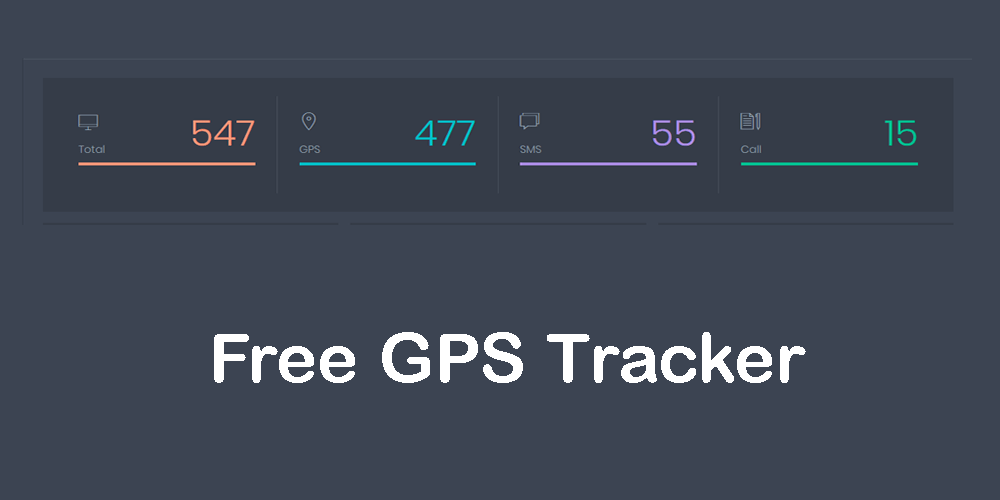 Free GPS Tracker