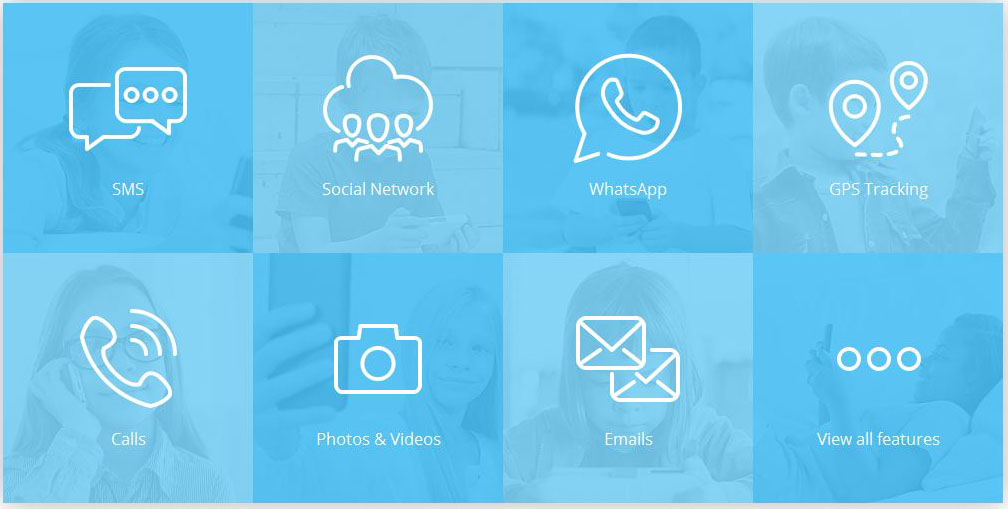 Features Free SMS Tracker making it better than anything else