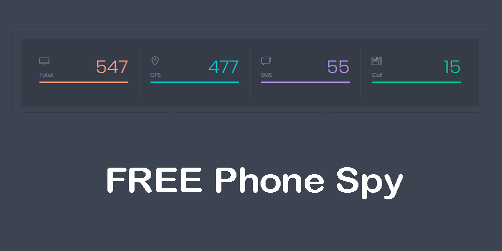 Solution1: FreePhoneSpy