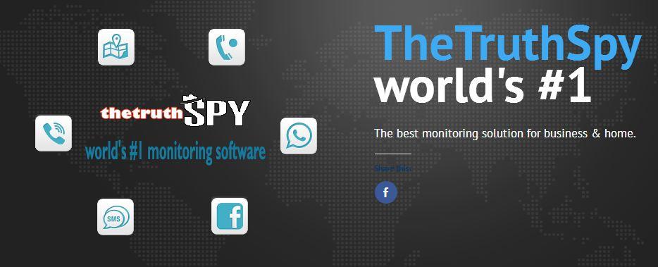 2) TheTruthSpy iPhone Keylogger