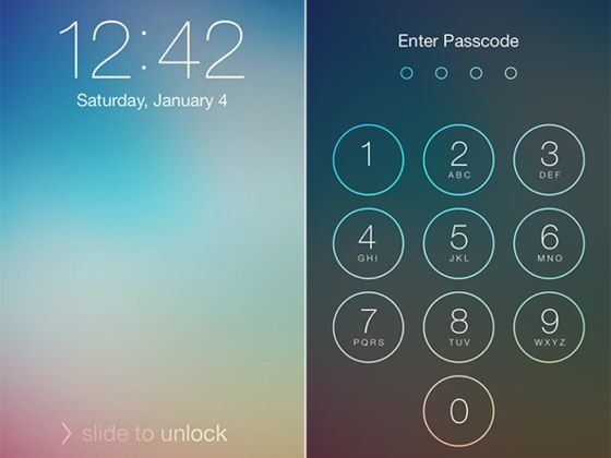 Hacking Phone Password