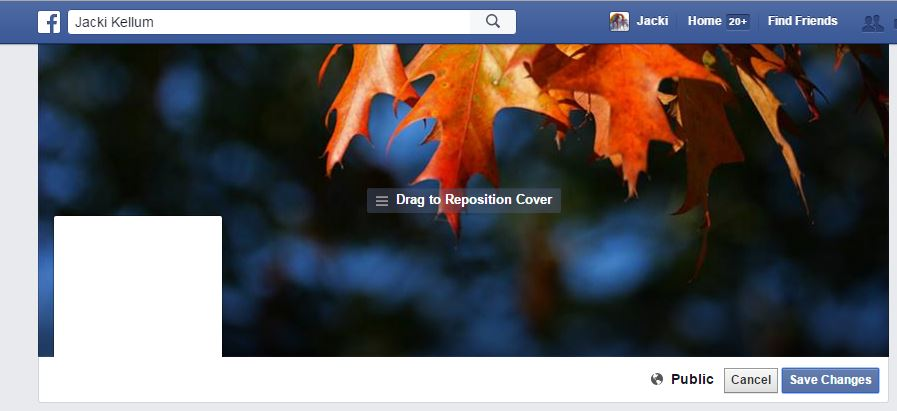 How to Create A Facebook Cover Picture with the Free Photo Editor Ipiccy  Free Photo Editors A