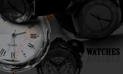 Watches Brushes