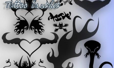 Tatto Brushes