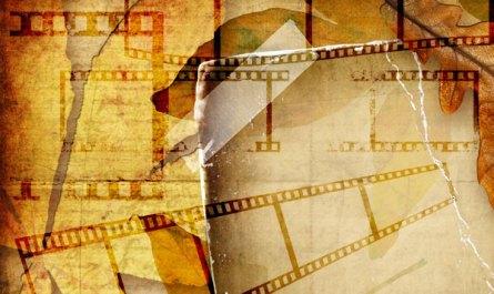 Film Strips Brushes