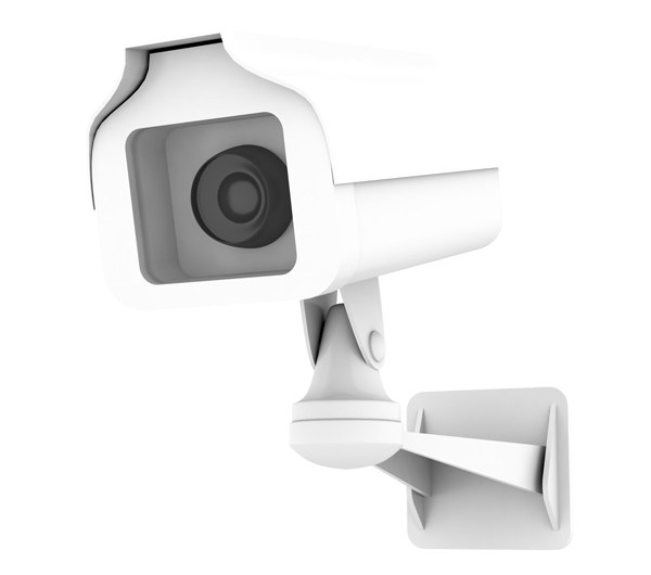 CCTV Camera PSD and Picture