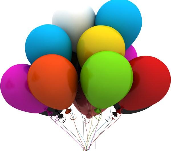 Balloons PSD