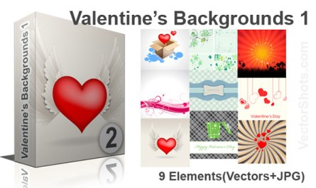 Valentine's Day Graphics Designs Pack