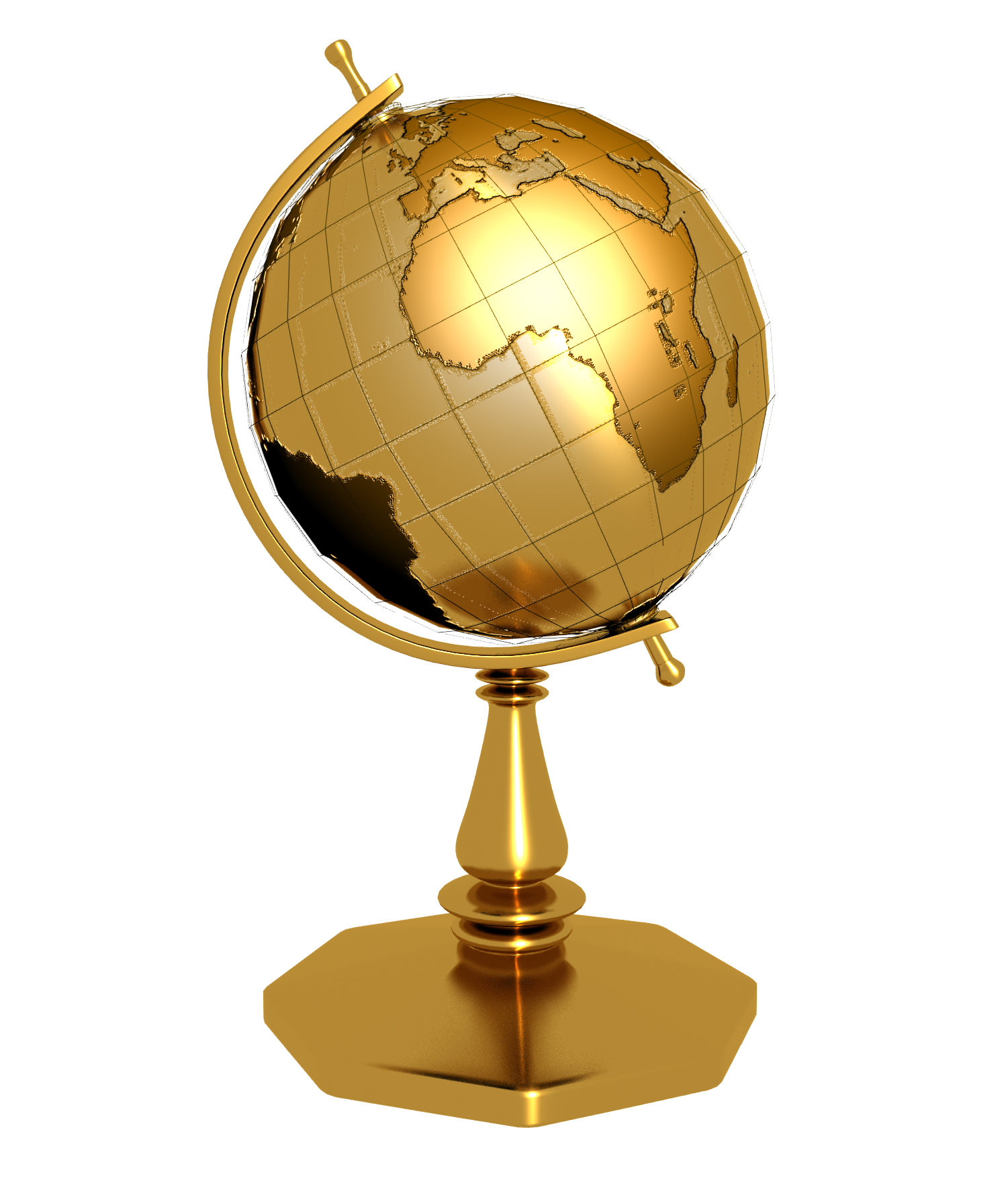 Golden Globe PSD and Picture  Free Downloads and Addons