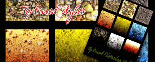 Texture Style Effect