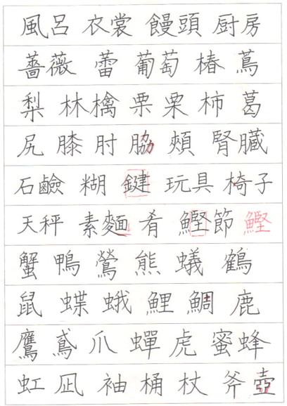 非常用漢字