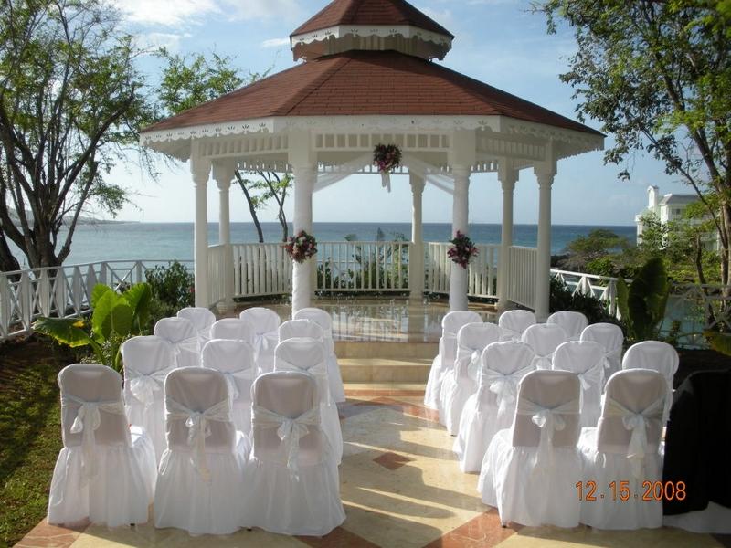 Gazebo Wedding Design Ideas