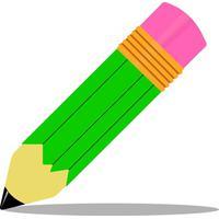 vertical pencil hd clipart freepngclipart