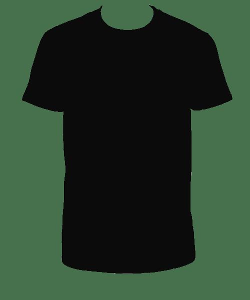 Black T Shirt Png : black, shirt, Download, Black, T-Shirt, Image, FreePNGImg