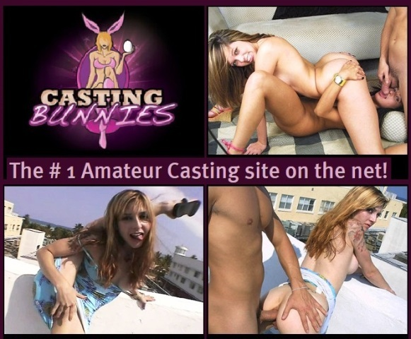 CastingBunnies.com SiteRip - Hot Amateur Chicks For First Time In Front Of Camera. They Came To Porn Audition And They Are Willing To Do Anything To Get A Job.