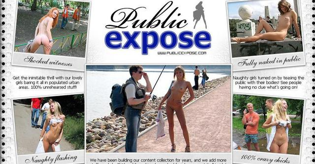 PublicExpose.com SiteRip - Girls Flashing In Public, On Streets, At Parks... Showing Her Tits And Pussies, Masturbating, And Even Having Sex