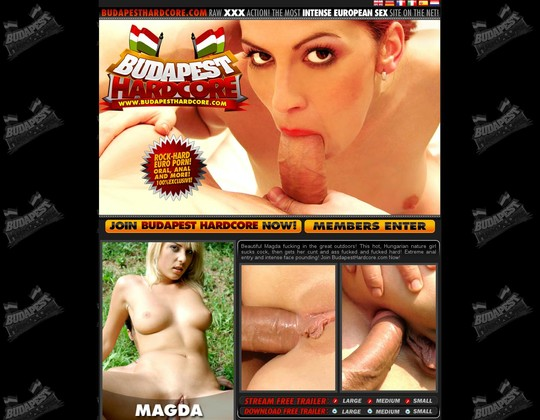 BudapestHardcore.com SiteRip - Videos Featuring Gorgeous European Babes Doing Hardcore Porn Videos. Hottest Babes Taking Cocks In Their Pussies And Asses.