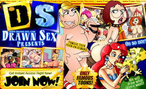 Drawn-Sex.com SiteRip - Adult Cartoon Porn Parody Comics - American Dad, Family Guy, Simpsons, Scooby-Doo, Kim Possible, Jetsons, Flintstones, Dexter Laboratory..