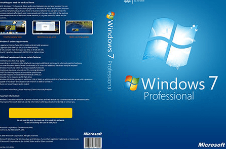 Windows 7 Professional Download Free Full Version 64 bit
